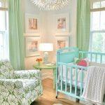 кольори в інтер'єрі для немовляти