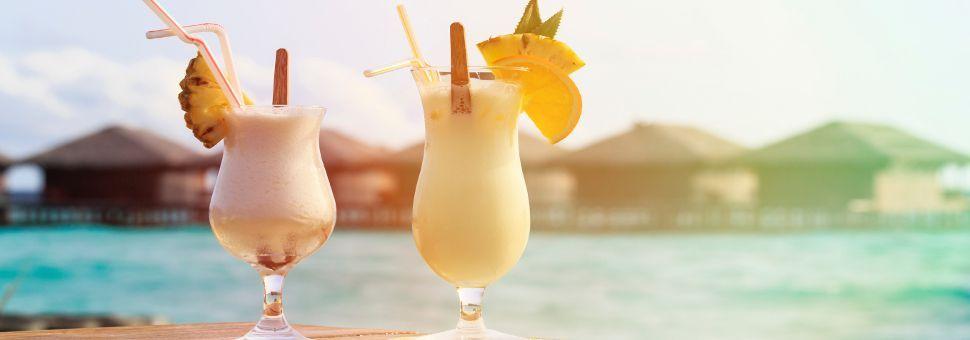 Смачні алкогольні коктейлі