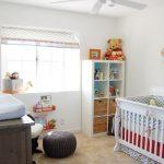 інтер'єр спальні для малюка