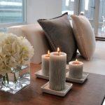 Свічки для прикрашання квартири