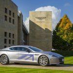 електромобіль від Aston Martin