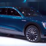 електромобіль від Audi