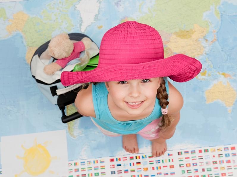 Поради для мандрівок із дітьми