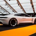 електромобіль від Porsche