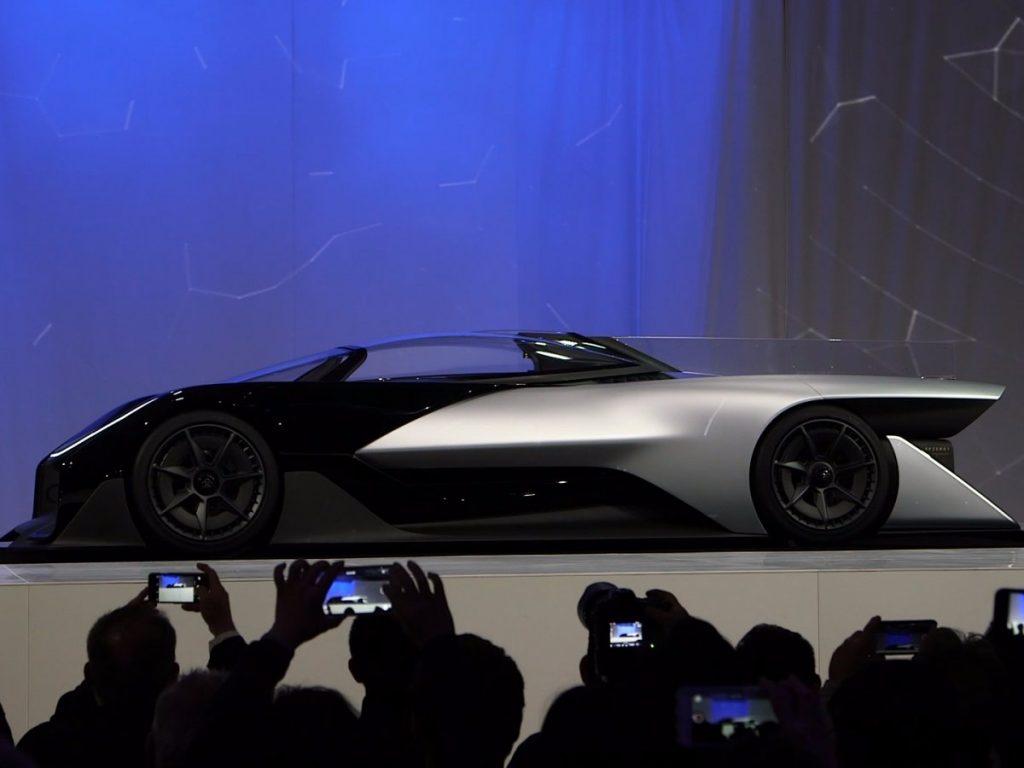 електромобіль від Faraday Future