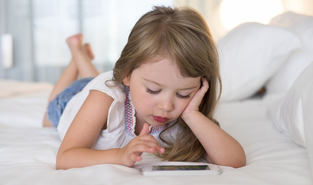 Інтернет і маленькі діти