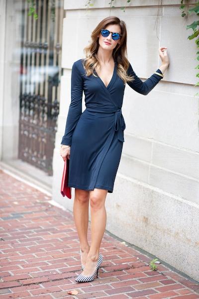 фото 3 сукня з запахом