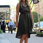 фото 10 повітряна сукня-сорочка