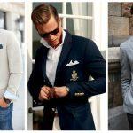 Стильні поради для худорлявих чоловіків