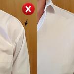 сорочка для худих чоловіків
