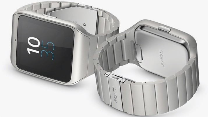 розумний годинник Sony SmartWatch 3