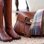 Сумка і туфлі одного кольору
