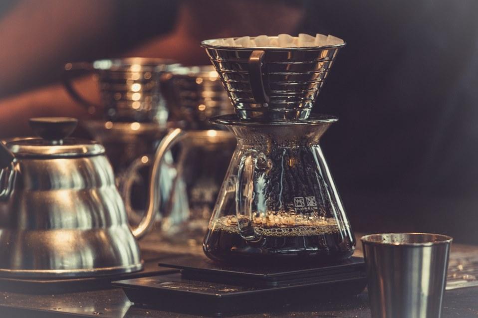 Приготування кави