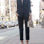 Укорочені елегантні брюки