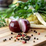 Овочі та антиоксиданти