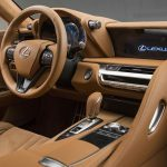 Lexus LC 500 фото 3