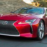 Lexus LC 500 огляд