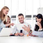 Спілкування з колегами