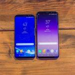 Galaxy S8 має більший екран ніж iPhone7
