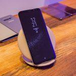 Бездротовий заряд у Galaxy S8