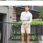 Як чоловікам носити шорти?