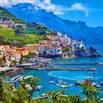 Амальфійське узбережжя в Італії