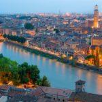 Верона – романтичне місто