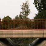 Фото 3D мосту для велосипедів