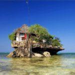 Дивовижний ресторан в океані