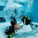 Дивовижний ресторан під водою