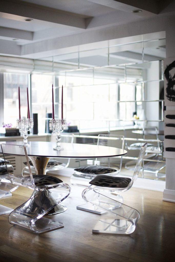 Лаконічні меблі для світлого та просторого дизайну інтер'єру