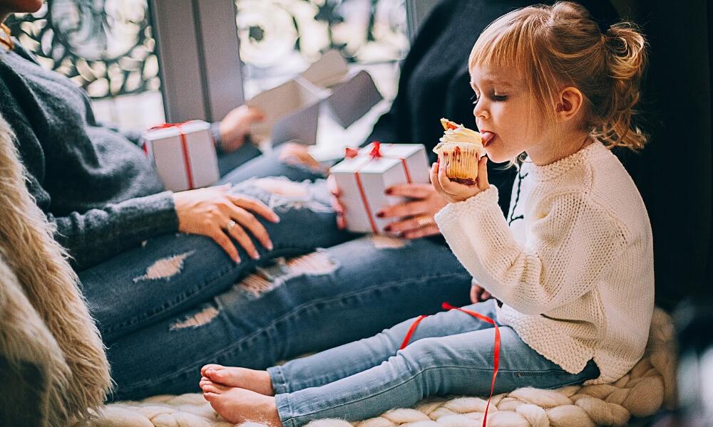 Стрес у дитини під час новорічних свят