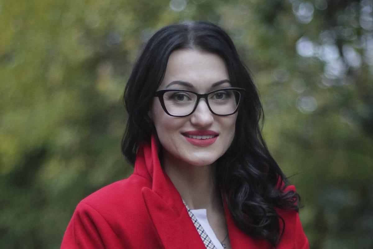 Психолог Міла Міленкова