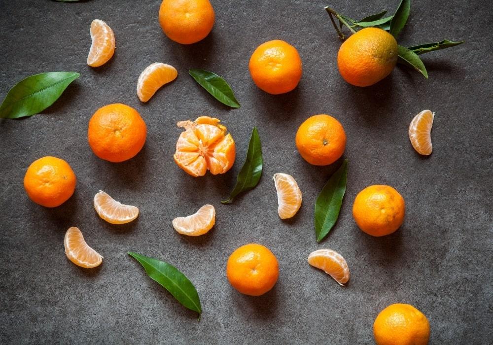 За що варто полюбити мандарини