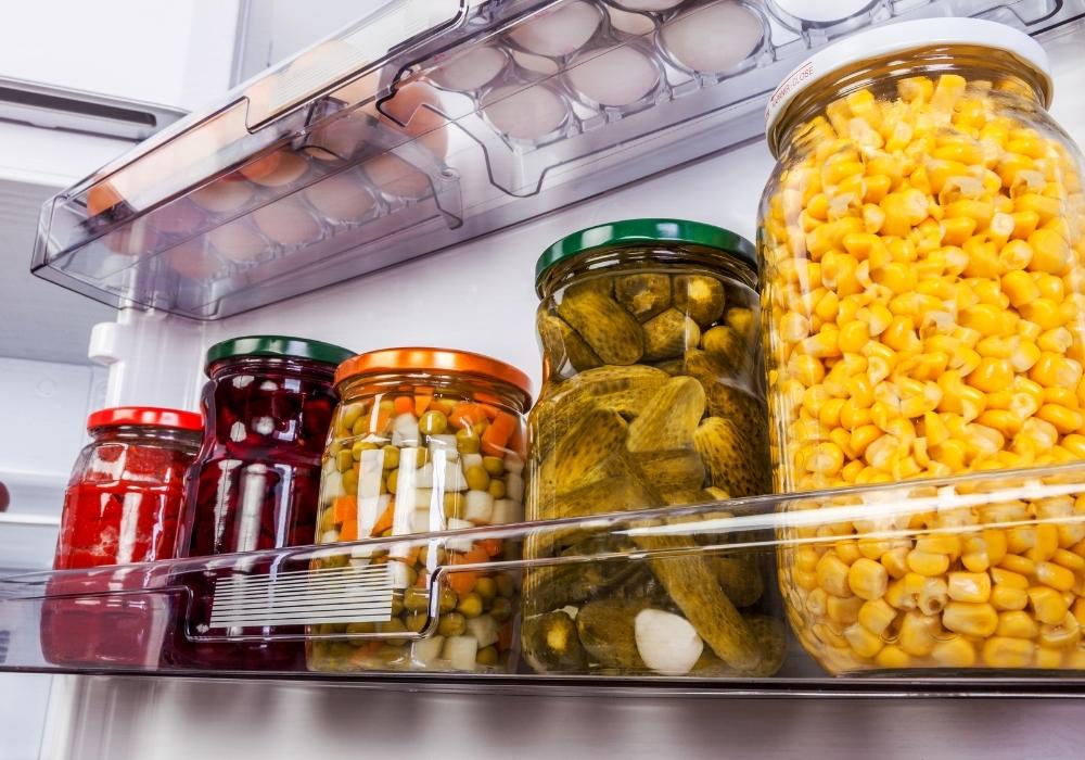 Як зберігати їжу