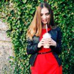 Відтінки червоного в одязі