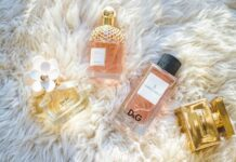 вінтажні парфуми