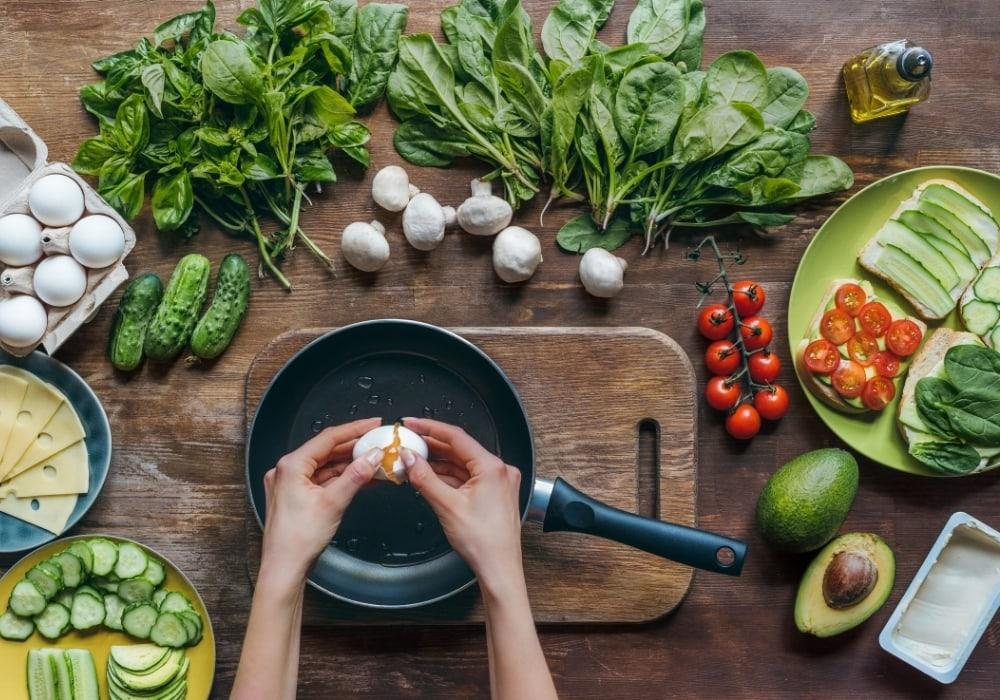 приготування їжі